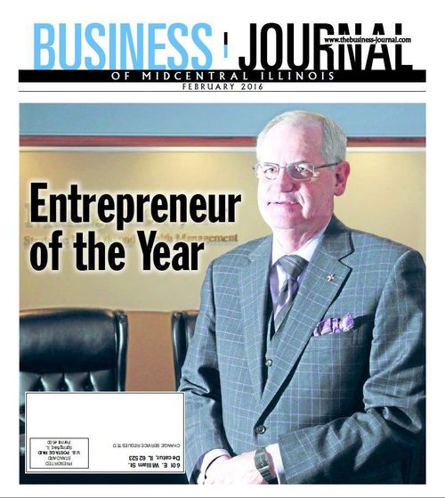Dave Koshinski Featured in February Business Journal photo